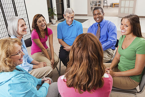 Cancer talk groups